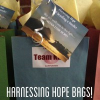 Harnessing Hope Bags Initiative