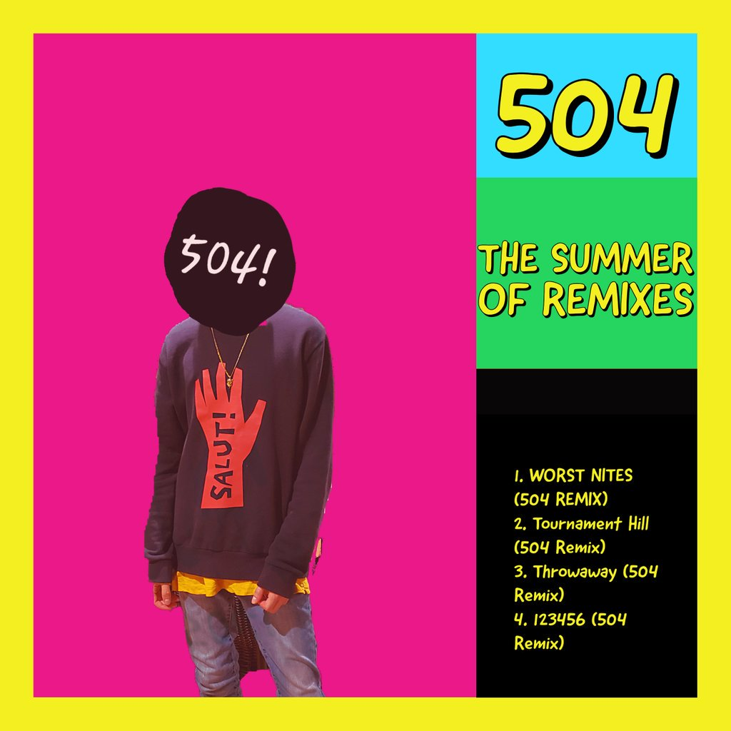 just released listen to: The Summer of Remixes by 504