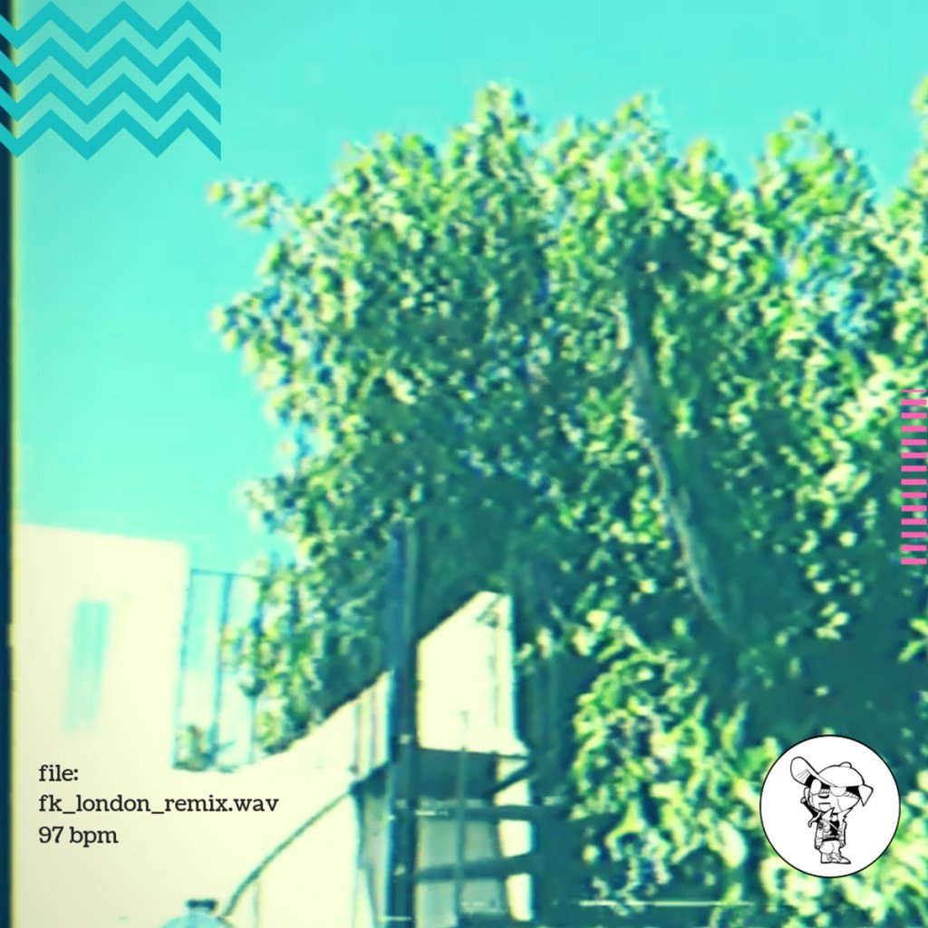 "new music: Friendkerrek releases ""london"" (Young Thug Flip)"