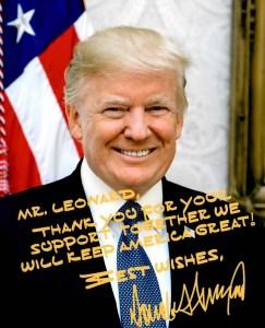 President Trump Photo