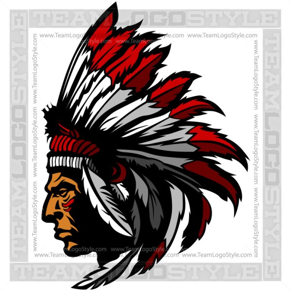 f3797c11 Indian Chief Clip Art - Vector Clipart Indian Chief