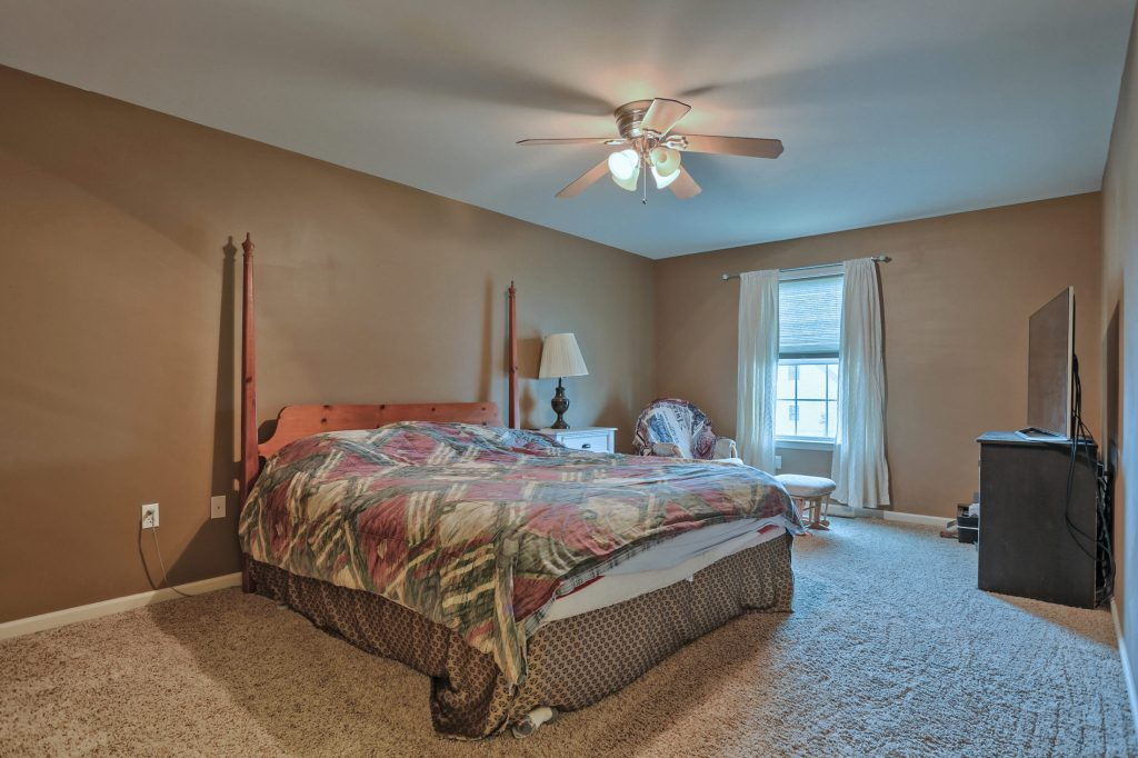 500 Waterside Circle - Master Bedroom