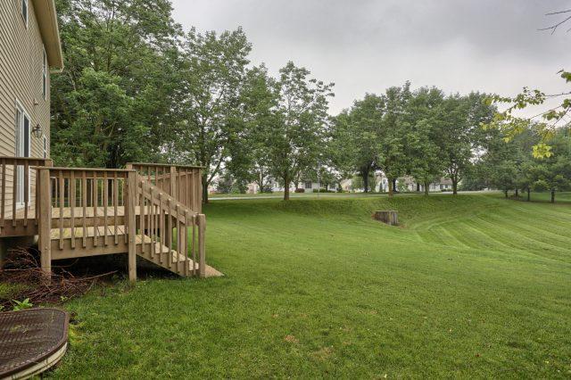 500 Waterside Circle - Backyard