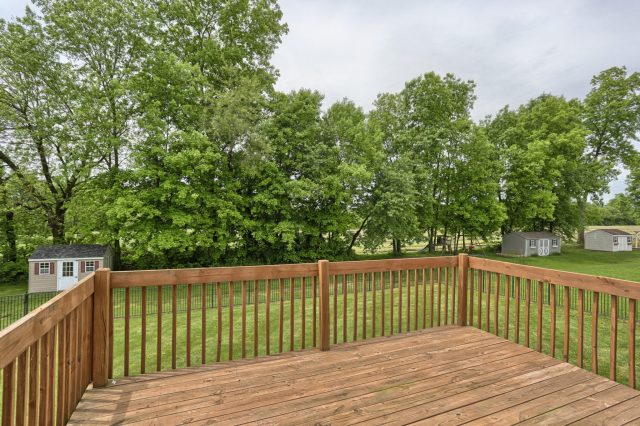 77 Gable Drive - Deck