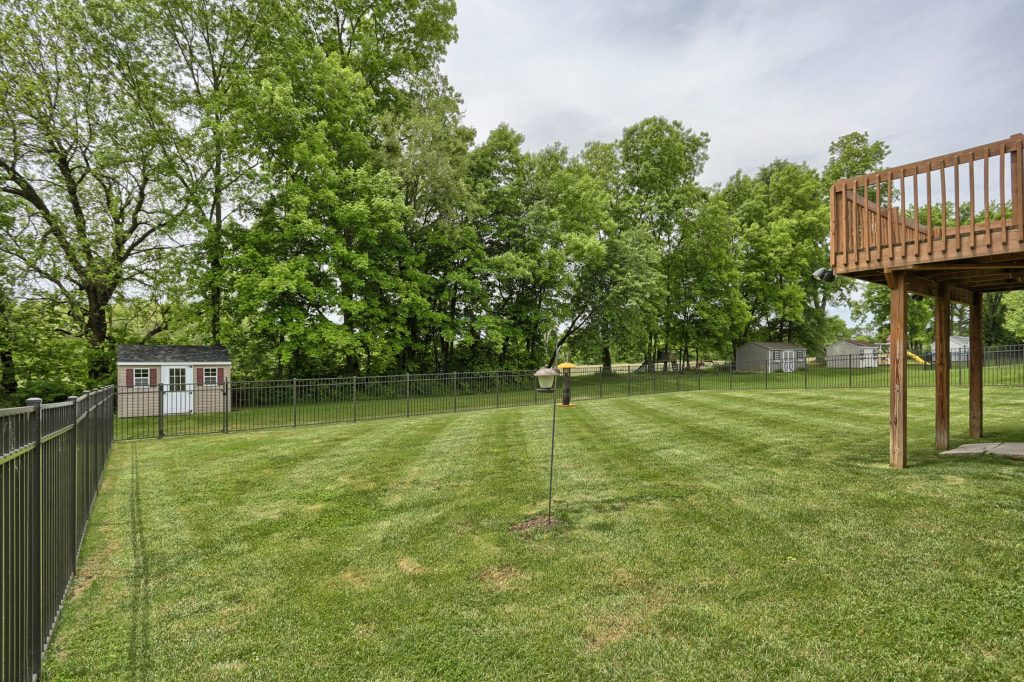 77 Gable Drive - Backyard
