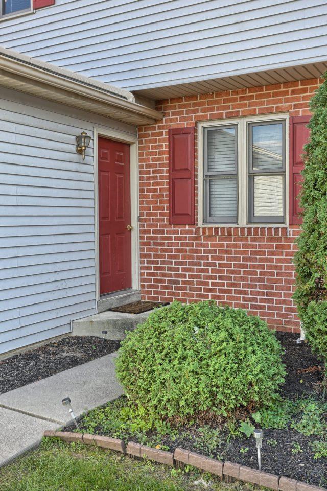 2160 Walnut St. - Front Door