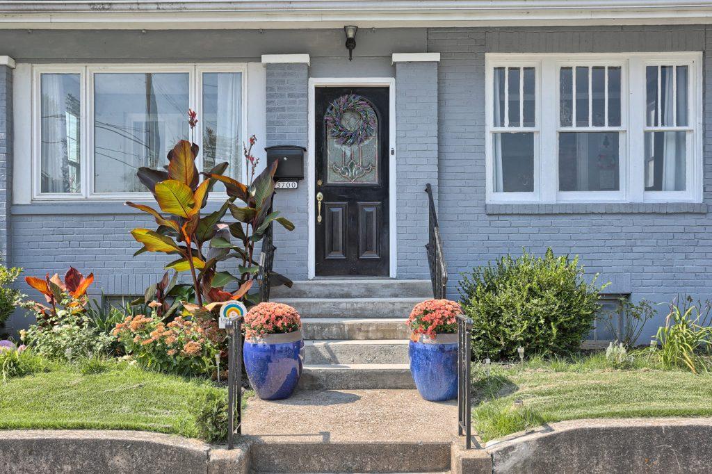 Front Door - 3700 N. 2nd Street