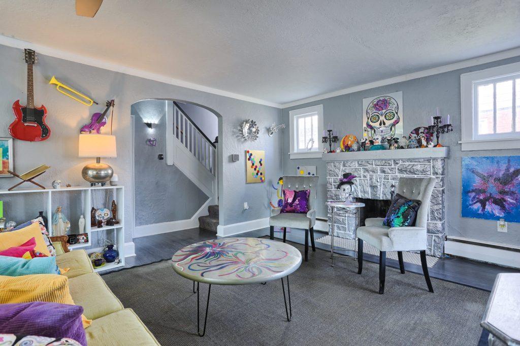 Living Room 2 - 3700 N. 2nd Street