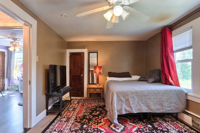 Bedroom #1 closet - 3700 N. 2nd Street