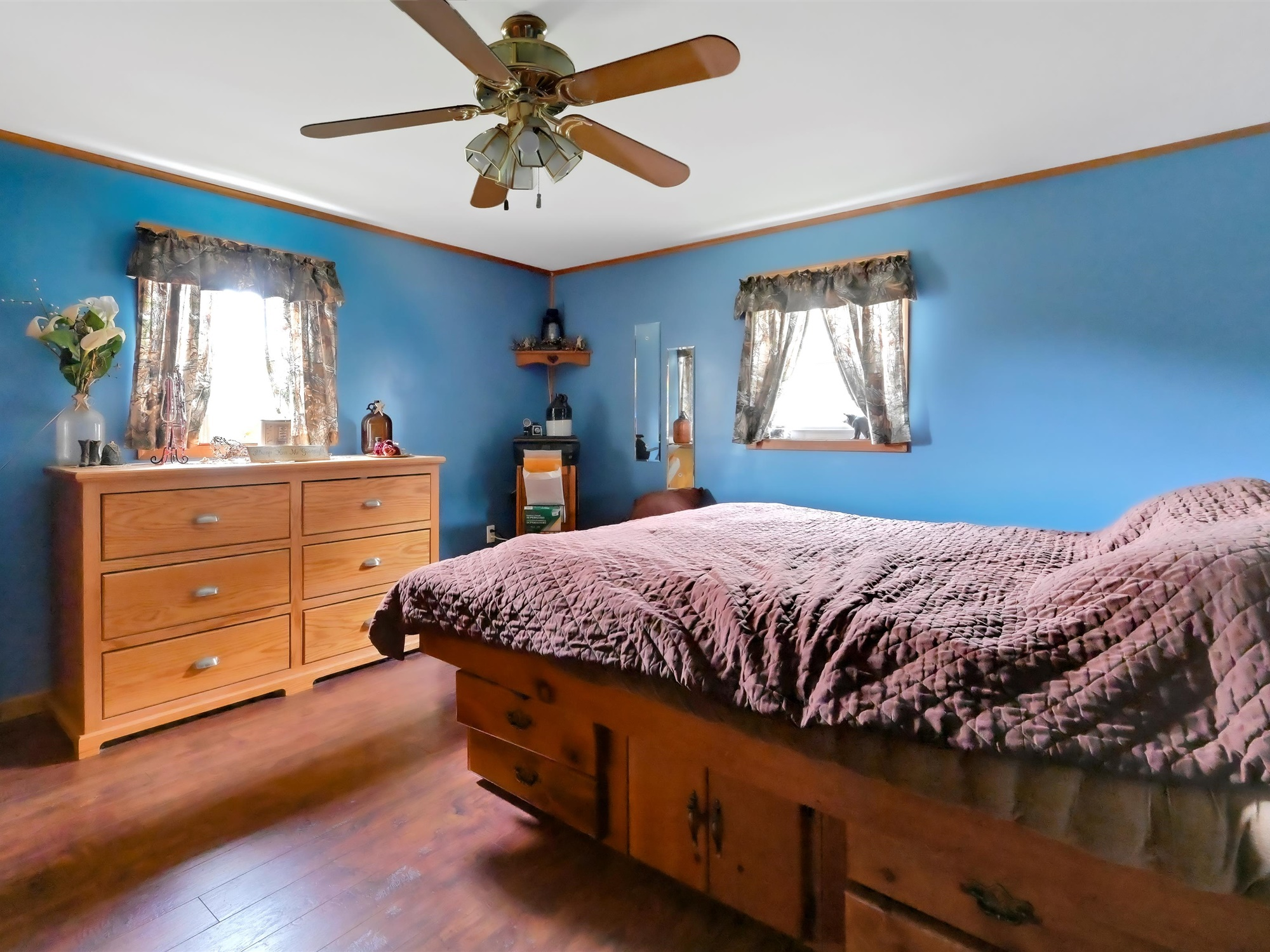 1617 Greenwood Dr. - Master Bedroom 1
