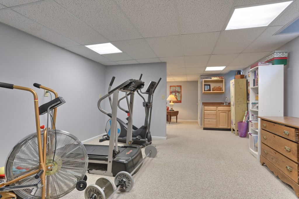 233 Troon Way - Basement Workout Area 2