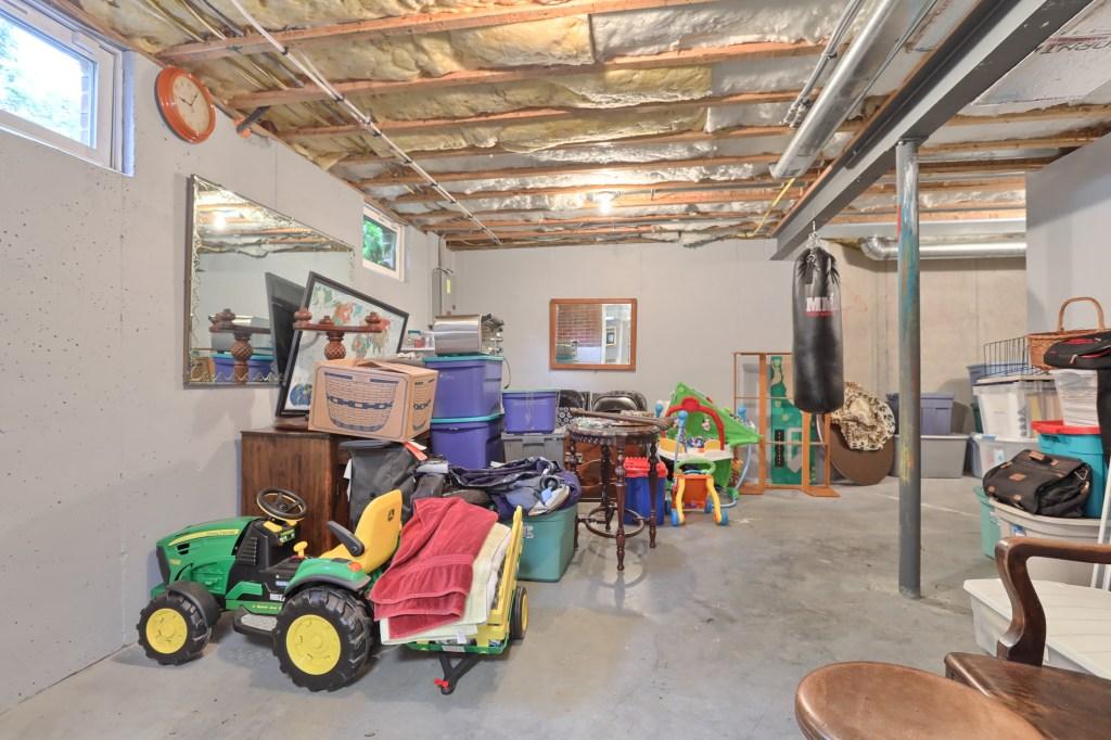 233 Troon Way - Basement Storage Area 2