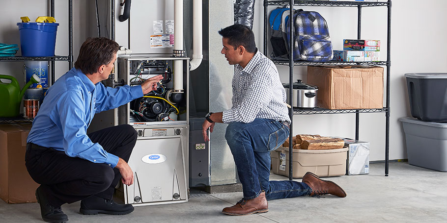 August Home Maintenance - Service your furnace