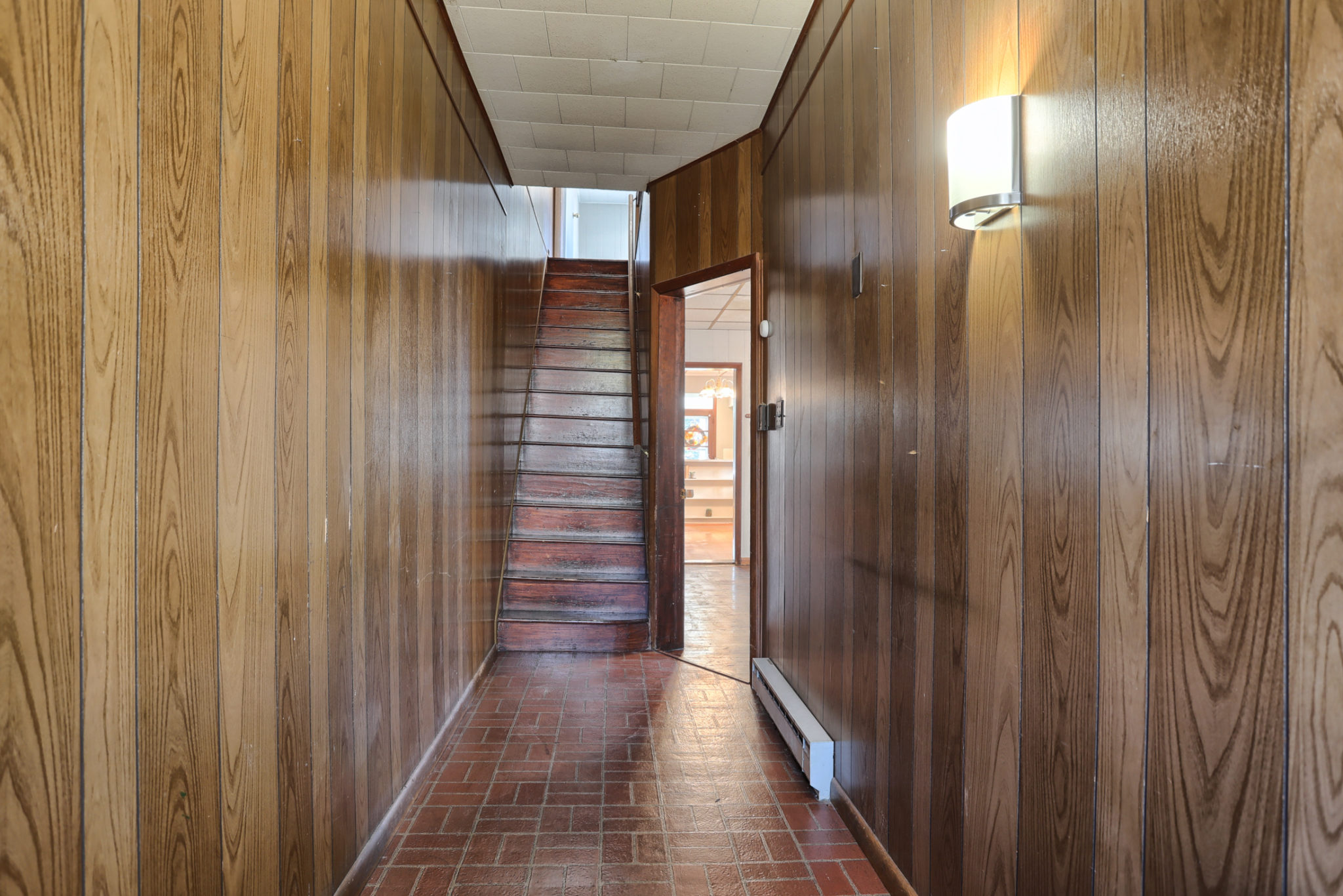 12 E. Maple Avenue - Myerstown Home offers 3 bedrooms and full bath upstairs