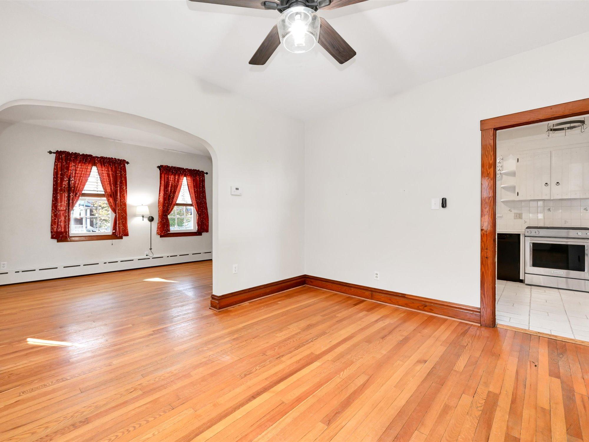 111 Pine Street - Dining Room