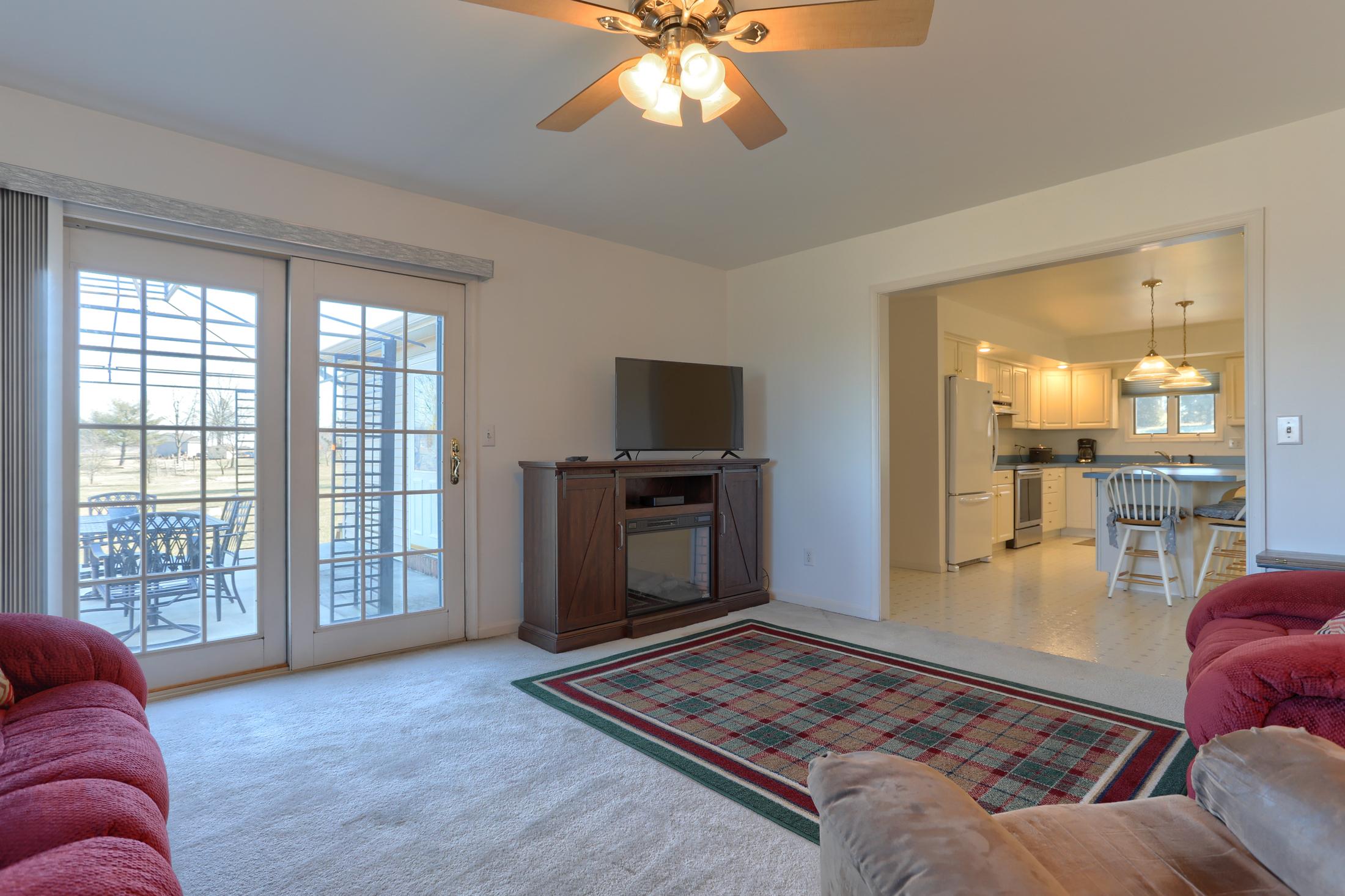 26 W. Strack Drive - Living Room 2