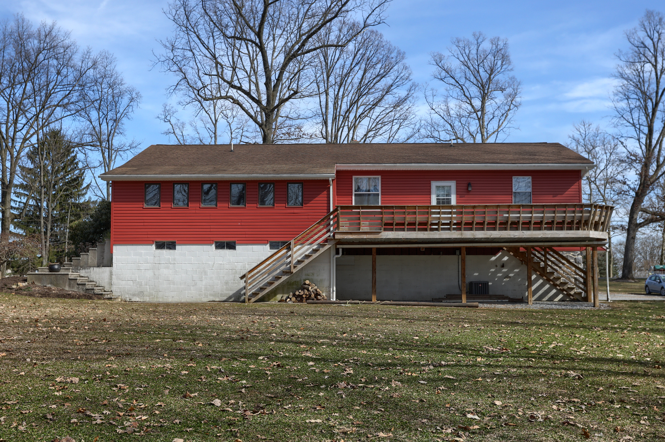 285 Strack Drive - Back of Home 2