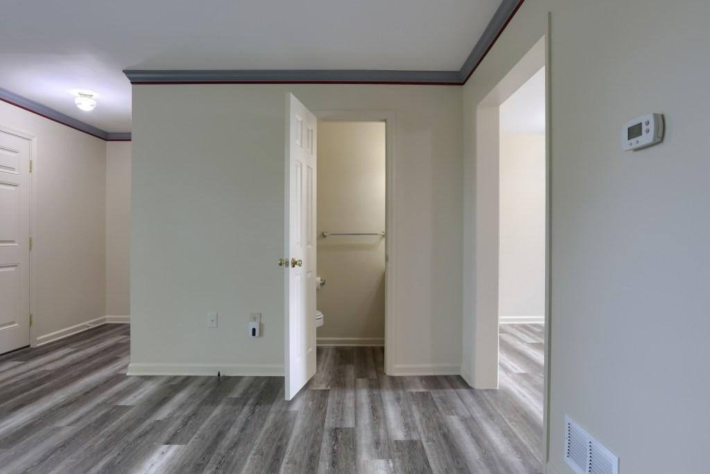 25 Tiffany Lane - access to powder room