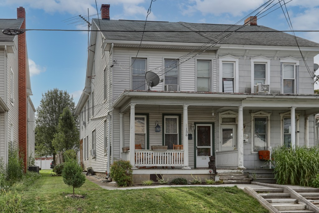 136 E. Maple Street - Welcome to this semi-attached home on the eastern part of the city
