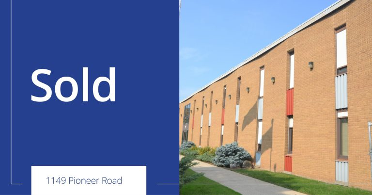 1149 Pioneer Road - Sold - Colliers