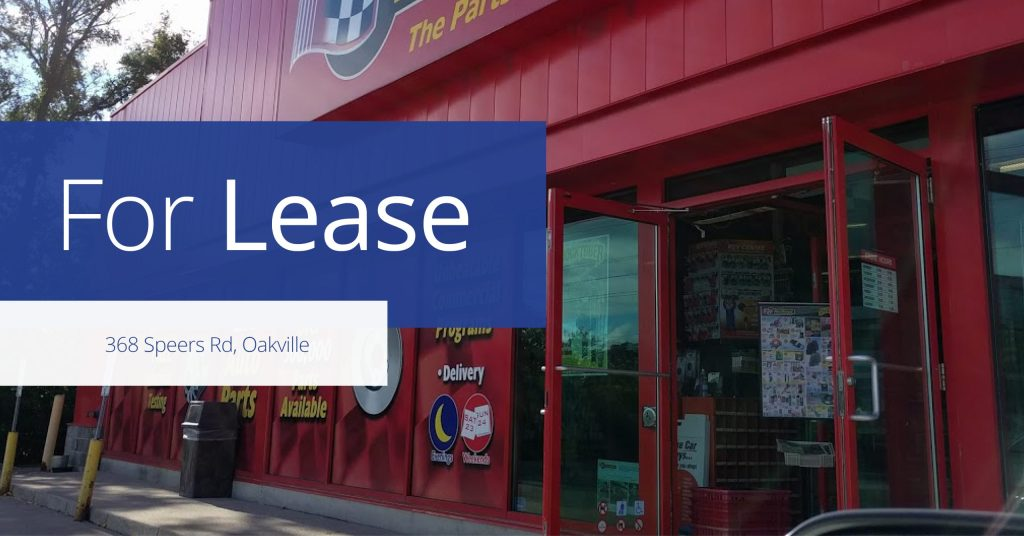368 Speers Road - For Lease - Colliers