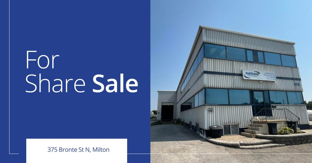 375 Bronte St N - For Sale - Colliers