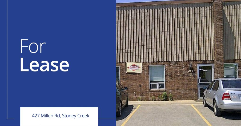 427 Millen Road - For Lease - Colliers