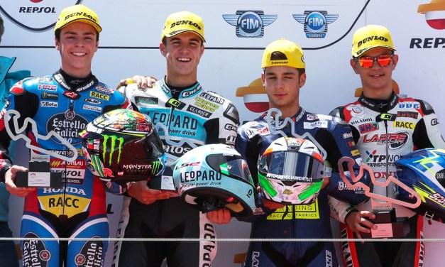 Alonso López se impone en Aragón y termina segundo