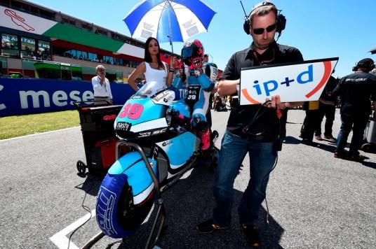 Luis Salom, Italian Moto2 race 2016