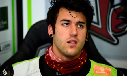 Jesko Raffin único piloto del Stop And Go Racing Team en Assen