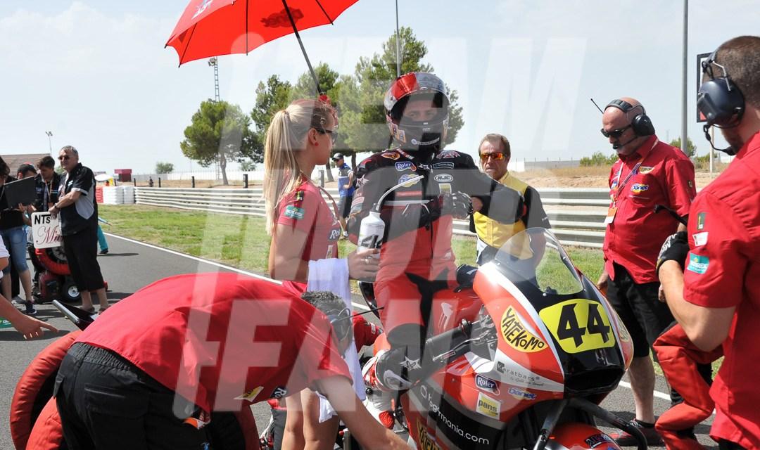 Galería Parrilla Moto2 FIM CEV Repsol Albacete