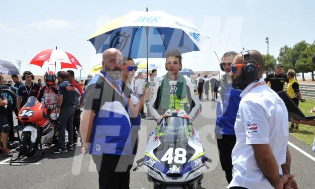El líder del Mundial Junior de Moto3 Lorenzo dalla Porta se une al Mahindra Aspar Team