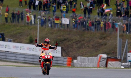 Marc Márquez aumenta su liderato con un nuevo podio