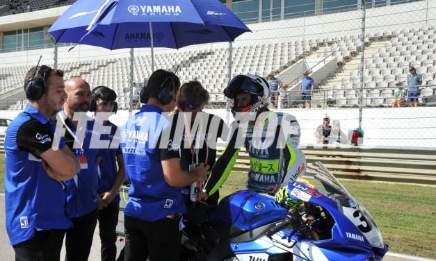 Parrilla Superbike FIM CEV Repsol Portimao