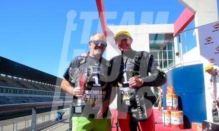 Título de Moto2 para Steven Odendaal en Portimao, FIM CEV Repsol