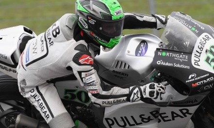 Espectacular remontada de Eugene Laverty en Brno