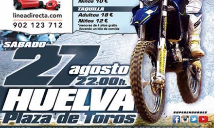 27 de agosto, Superenduro en Huelva