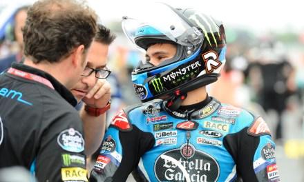 Los pilotos Estrella Galicia 0,0, listos frente al reto del GP de Gran Bretaña