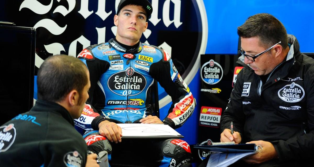 Navarro y Canet ponen rumbo a Brno tras las pruebas en Austria