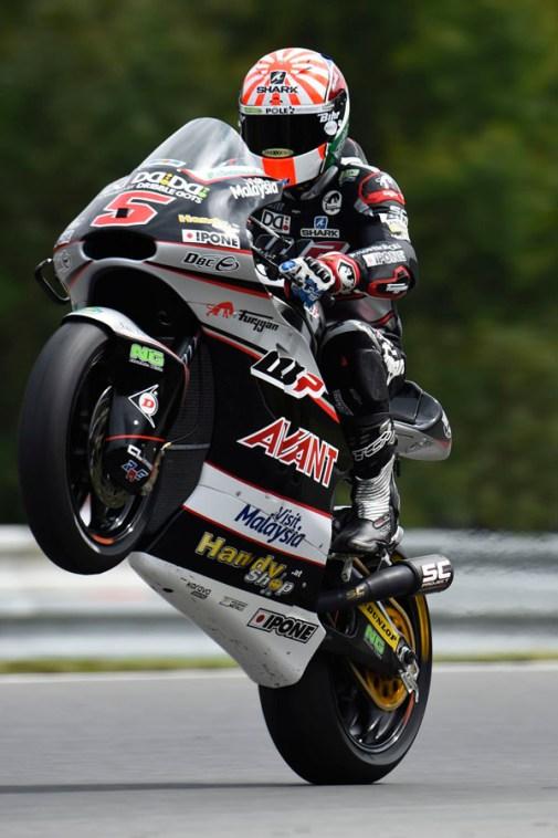 Zarco, Czech Moto2 2016