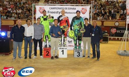 Copa España Freestyle, cuatro de cuatro para Maikel Melero