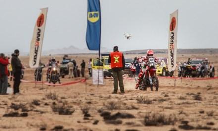Victoria de Paulo Gonçalves en la cuarta etapa del Atacama