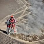 Buen inicio en Atacama para los pilotos del Team HRC
