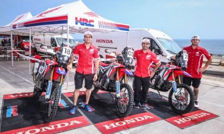 De norte a sur: el Atacama Rally, siguiente objetivo del Team HRC