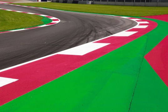 Curva 10 Red Bull Ring