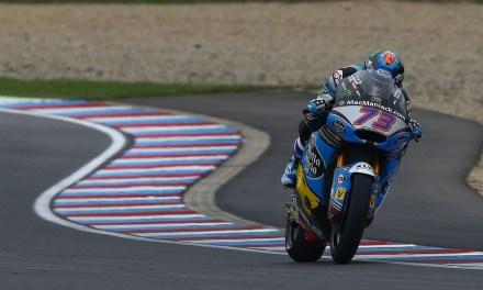 Márquez empieza fuerte en Brno