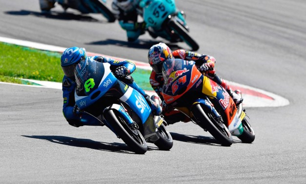 Bulega noveno en Red Bull Ring-Spielberg