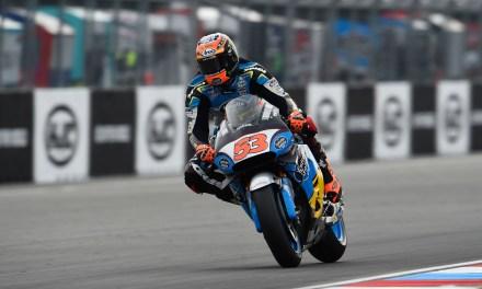 Rabat, el novato en MotoGP, busca respuestas en Brno