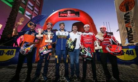 Tras el Atacama Rally, el Team HRC sigue rodando
