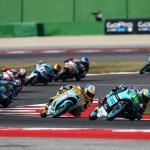 Doceava posición para Guevara en el Gran Premio de Misano, caída para Rodrigo